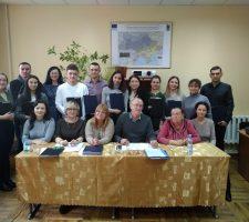 Захист магістерських кваліфікаційних робіт на кафедрі агрометеорології та агроекології