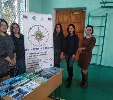 Профорієнтаційний візит до Одеської ЗОШ №8